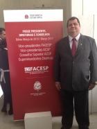 Posse do Vice Presidente da RA 13- FACESP 2015 Roberto Carlos Cassiano